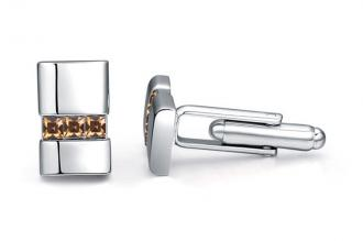 Cufflinks Brown